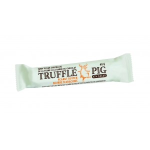 Truffle Pig Chocolate Bar - Peanut Butter