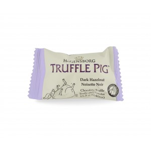 Truffle Pig'let Chocolate - Dark Hazelnut