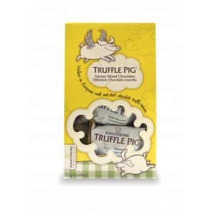 Everyday Truffle Pig Chocolate Pouch-Assorted