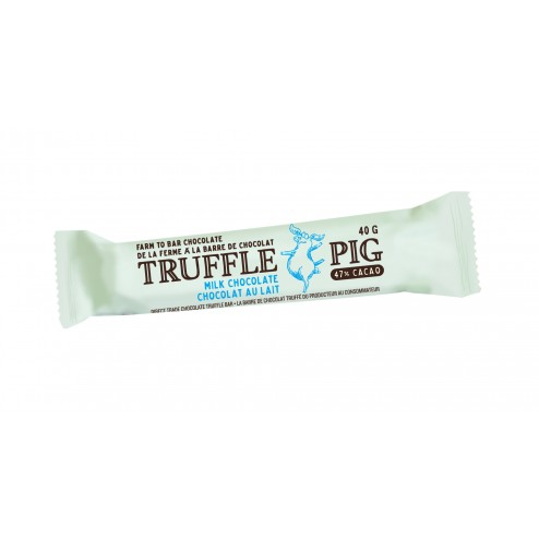 Truffle Pig Chocolate Bar - Milk