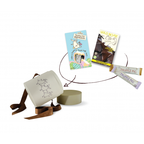 Easter Nibbler Pack- Chocolate Gift Box