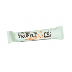 Truffle Pig 47% Cacao Milk Chocolate Bar with Peanut Butter