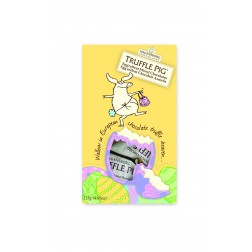 Easter Truffle Pig Chocolate Pouch-Assorted