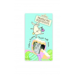 Easter Truffle Pig Chocolate Pouch-Milk