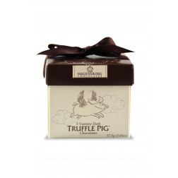 Everyday Truffle Pig Chocolate Mini Box-Dark