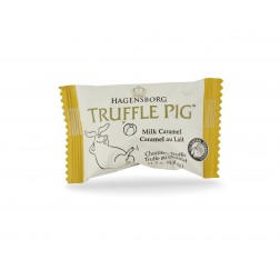 Truffle Pig'let Chocolate - Milk Caramel