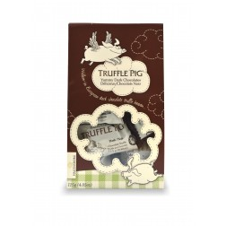 Everyday Truffle Pig Chocolate Pouch-Dark