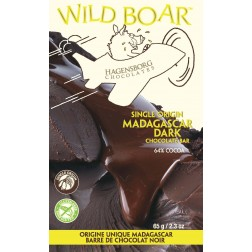 Wild Boar Chocolate Bar - Single Origin Madagascar Dark 64%